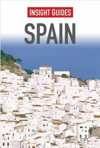 1 of 1 - Guides, Insight, Insight Guides: Spain, Very Good Book