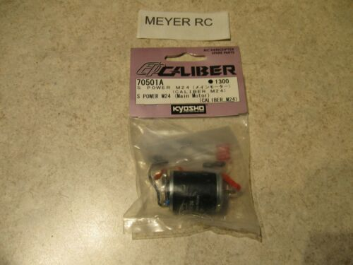 KYOSHO EPCALIBER S POWER M24 MAIN MOTOR // # 70501A CALIBER M24