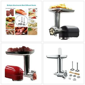 Meat Food Grinder Kitchen Attachment For Kitchenaid Stand Mixers