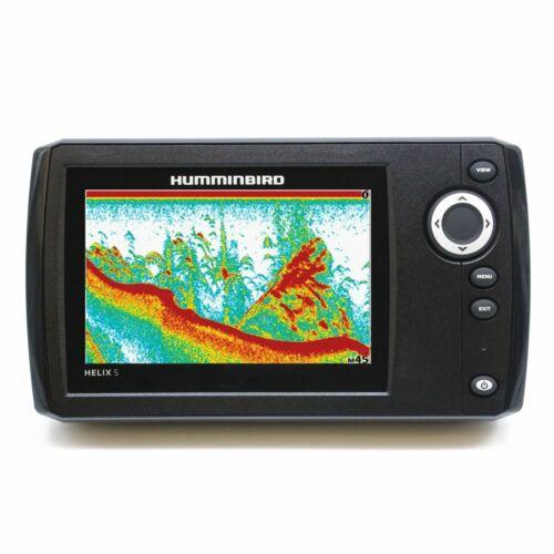 Tasche Humminbird Helix 5 SONAR G2 Fishfinder Mobil 457 Meter Echolot inkl