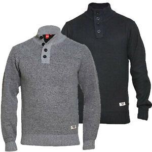 Maglione-da-uomo-D555-Duke-Big-King-Size-A-Maglia-Maglione-Pullover-Zip-Top-Inverno-Zane