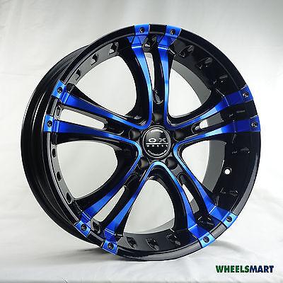 18 inch Alloy Wheel Mag Rim 5x114.3 Toyota Nissan Mitsubishi Hyundai i30 Mazda 6