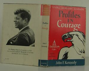 an introduction to the profiles in courage john f kennedy John f kennedy had long been interested in the topic of political courage,   other often quoted excerpts from president kennedy's pulitzer prize-winning  book  keep congress from interfering with the introduction of slavery in new  territories.