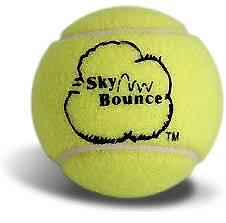 SKY BOUNCE Tennis Balls 4 Pack