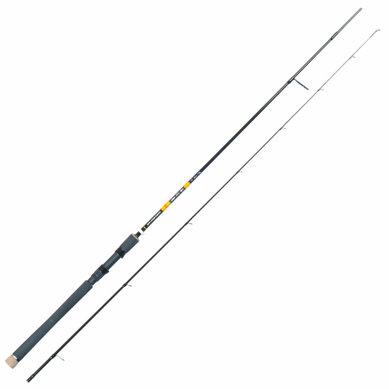 Savage Gear spinning canna da pesca MultiPurpose Prossoator 2 mpp2 SPIN 2,74m 520g