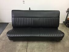 1981-1987 Chevy GMC Truck Bench Seat Restored/Recovered