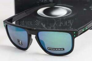 NEW OAKLEY HOLBROOK R SUNGLASSES Black Ink   Prizm Jade Iridium lens ... c5cbf7a097a