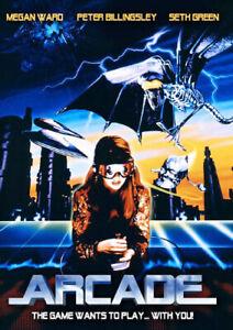 Arcade-1993-Seth-Green-DVD-NEW
