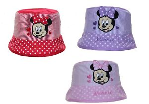 Disney Minnie Mouse Baby Girl Toddler Beach Holiday Summer Bucket ... fd9d16f5cda0