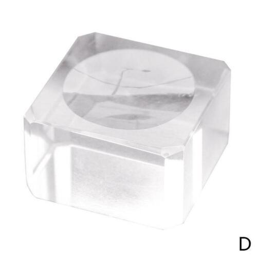 Aus Holz Base Ständer Halter Für Kristallkugel Kugel Globus Stein Dekor Neu K7O8