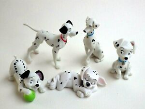 Lot-Figurine-Disney-101-dalmatien-jouet-toys-collection
