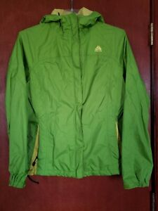 Details about Nike ACG Outerlayer Jacket Green & Yellow Size Small Storm Fit 3 in 1 Compatible