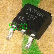 1 x 6R600P6 IPD60R600P6 600V 7.3A N-Channel MOSFET Transistor TO-252