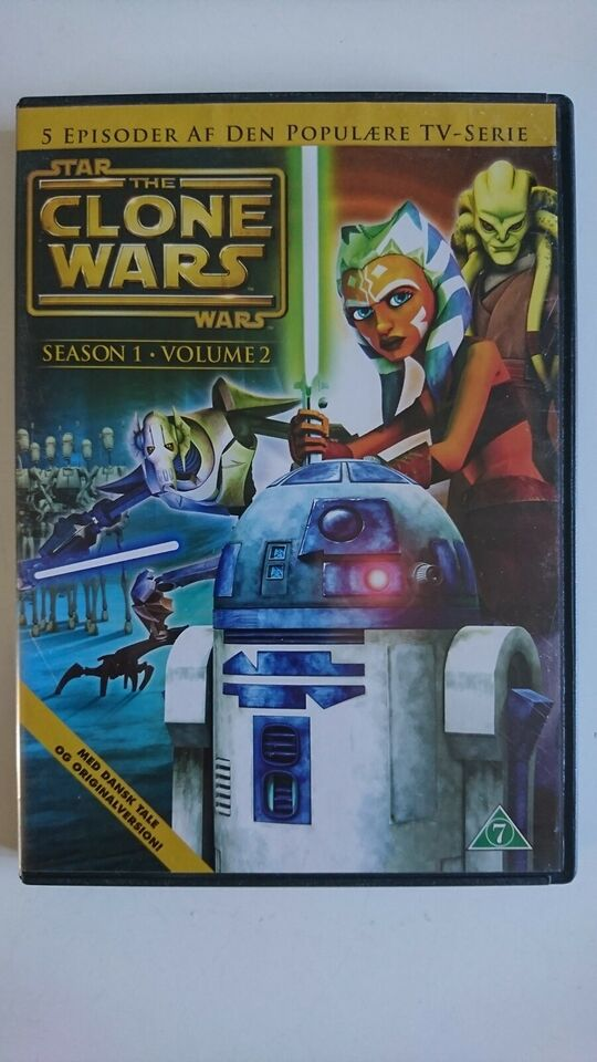 Star Wars - The Clone Wars - Season 1 - Volume 2, instruktør