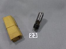 1 tube electronique VISSEAUX 25L6G/vintage valve tube amplifier