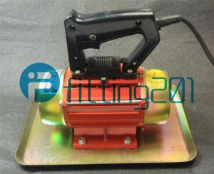 220V 250W Hand-held Cement Vibrating Troweling Concrete Vibrator