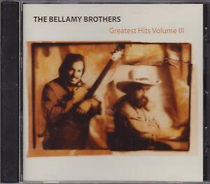 THE-BELLAMY-BROTHERS-GREATEST-HITS-VOLUME-III-CD-NEW