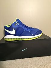 buy popular 8f224 6956f item 2 Nike Lebron 8 Low V 2 Sprite Men s Size 12 -Nike Lebron 8 Low V 2  Sprite Men s Size 12