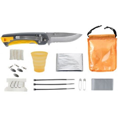 Outdoor  Knife and Survival Kit  guaranteed