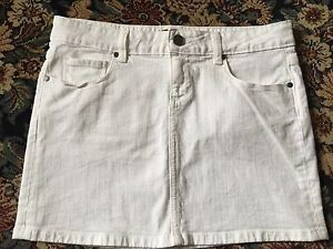 54ee172844 Image is loading PRE-OWNED-WOMENS-JUNIORS-PAIGE-CANYON-MINI-SKIRT-