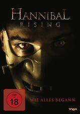 HANNIBAL RISING - Lecter - WIE ALLES BEGANN ! ( Schweigen der Lämmer )  DVD Neu