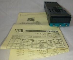 NEW IN BOX Cal Controls 3300 Temperature PID Controller 33000000 FULL WARRANTY