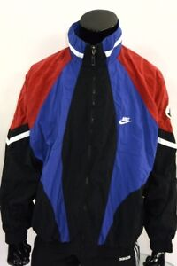 wholesale outlet new arrive reasonably priced Details about NIKE ATHLETIC USA JACKET Vintage Retro TRACKSUIT Oldschool  Training 90's SIZE XL