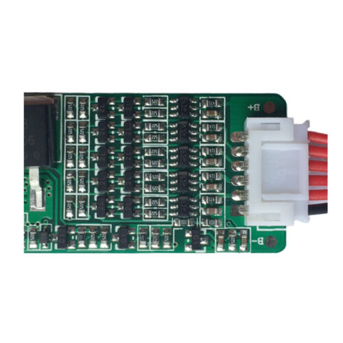 15A BMS Protection PCB Board For 5 Packs 18650 Li-ion Lithium Battery Cell 5S