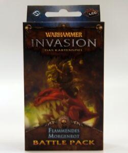Warhammer Invasion 1x Dämmersternschwert  #001 Morgenrot