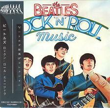 BEATLES ROCK'N'ROLL MUSIC NEW  CD MINI LP with  OBI