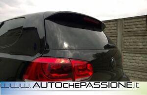 Spoiler-Alettone-da-tetto-posteriore-GOLF-6-VI-GTI-GTD-LOOK-nuovo-verniciare-R