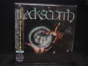 BLACKSMITH Gypsy Queen-The Early Years 83-86 + 1 JAPAN MINI LP CD 220 Volt METAL
