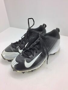save off d6e60 f32cc Image is loading Nike-Boys-Vapor-Keystone-Baseball-Cleats-Size-3Y-