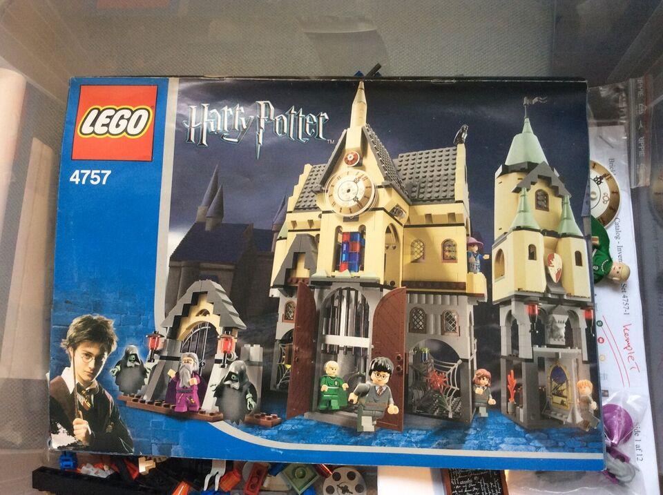 Lego Harry Potter, 4757