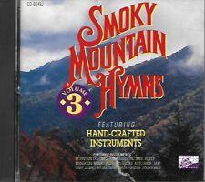 Smoky Mountain Hymns, Vol. 3 by Various Artists (CD, May-1997, Jive (USA))