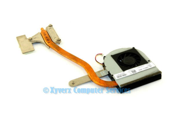 3T25W 60.4HH11.002 GENUINE DELL FAN AND HEATSINK INSPIRON N5010 (GRADE A) (CB27)