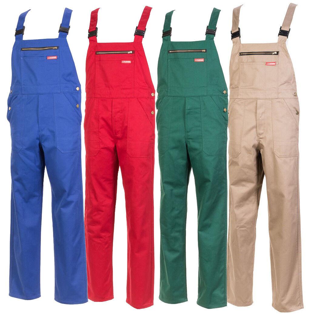 Salopette da Pantaloni Lavoro Tessuto Misto Arbeitskleidung Pantaloni da di Fabbro 57038b