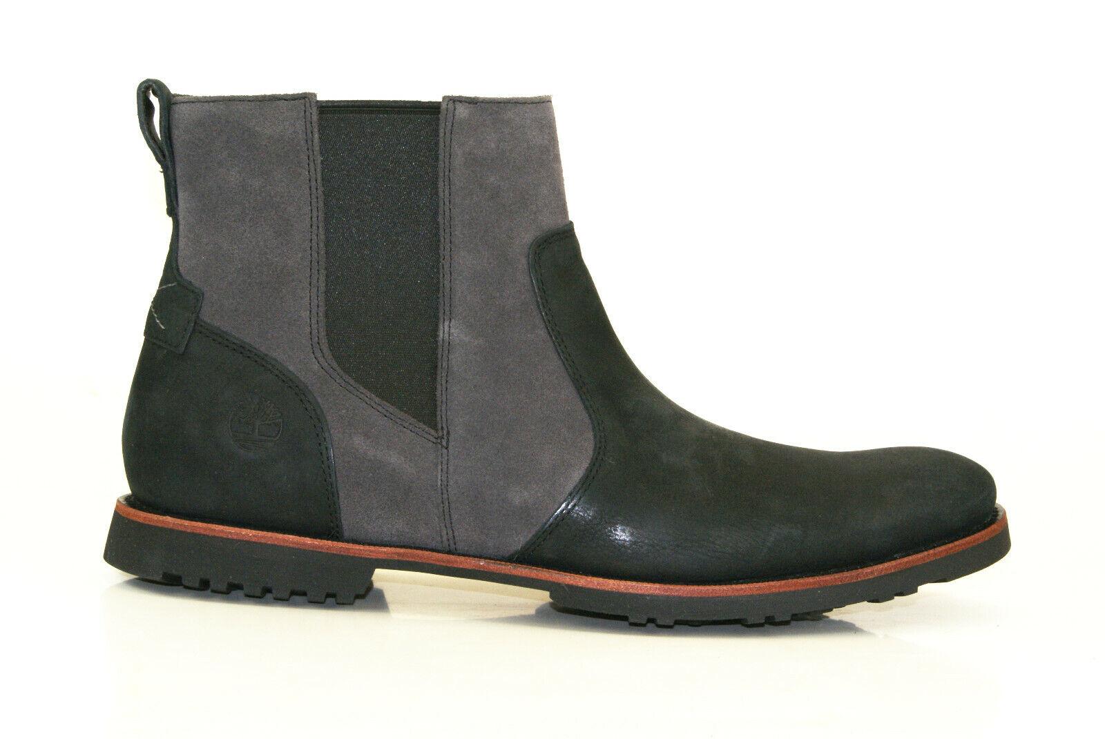 Timberland Kendrick Chelsea Side Zip Stiefel Stiefeletten Herren Schuhe A1JZT      Sonderpreis