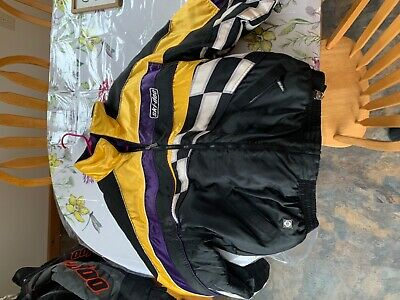 Castle X Blade G3 Jacket Yellow sizes Medium-2XL Yellow Ski Doo