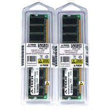 2GB KIT 2 x 1GB HP Compaq Evo D320MT D320ST D32M D510 CMT D530 Ram Memory