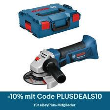 Bosch Akku-Winkelschleifer GWS 18-125  V-LI inkl. L-Boxx / Solo