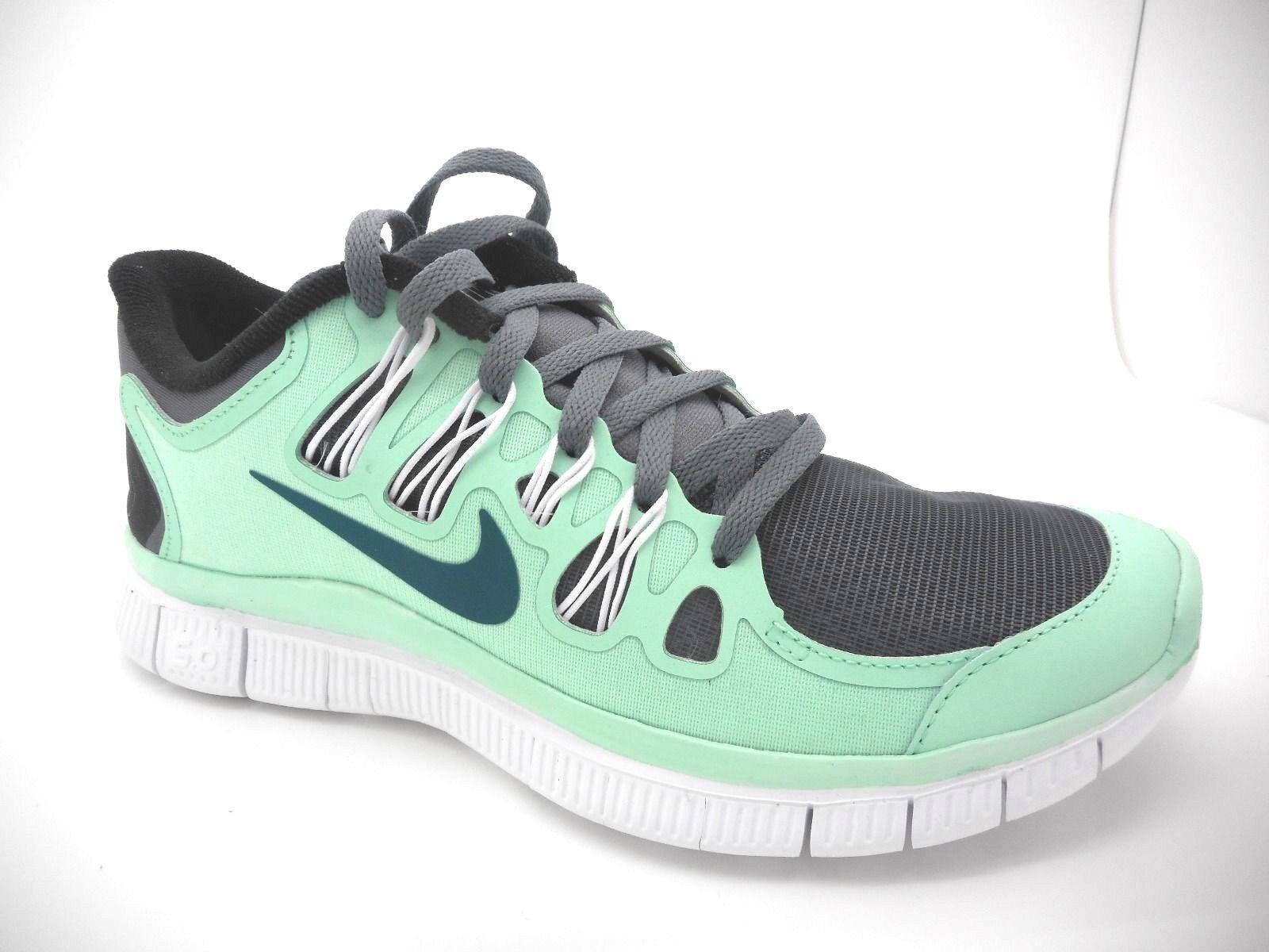 Womens Nike Free 5.0 Shield iD  Multi-color Run SZ 6 (641462-992)