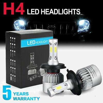 H4 9003 HB2 72W Steady Light LED Bulb for Car Foglight Headlamp DRL Light