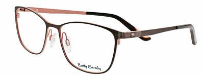 Betty Barclay 51062 Col 226 Dark Brown Pink Matt Version Brand Glasses Ebay