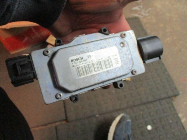 2013-2018 FORD FOCUS ENGINE COOLING FAN CONTROL MODULE UNIT OEM BOSCH 1137328567