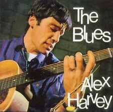 "Alex Harvey: ""The Blues"" (CD Reissue)"