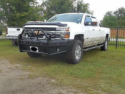 New Ranch Style Front Bumper 2015 2016 2017 Chevy 2500 3500 Frontier Gear Xtreme