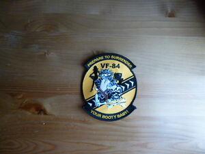 VF-84 Patch Jolly Rogers Surrender your Booty B Nimitz F14 Tomcat VF-103 Hornet - France - État : Neuf: Objet neuf et intact, n'ayant jamais servi, non ouvert. Consulter l'annonce du vendeur pour avoir plus de détails. ... Country/Region of Manufacture: United States - France