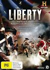 Liberty - Heroes Of The American Revolution (DVD, 2015, 2-Disc Set)