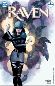 RAVEN-2-DC-COMICS-2016-COVER-A-1ST-PRINT-RARE